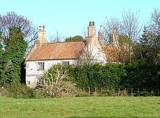 Old Clee - Image: Clee Hall