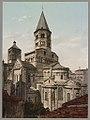 Clermont-Ferrand. Basilique de N.D. du Port LCCN2017657478.jpg