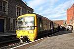 Clifton Down - GWR 165132 Severn Beach service.JPG