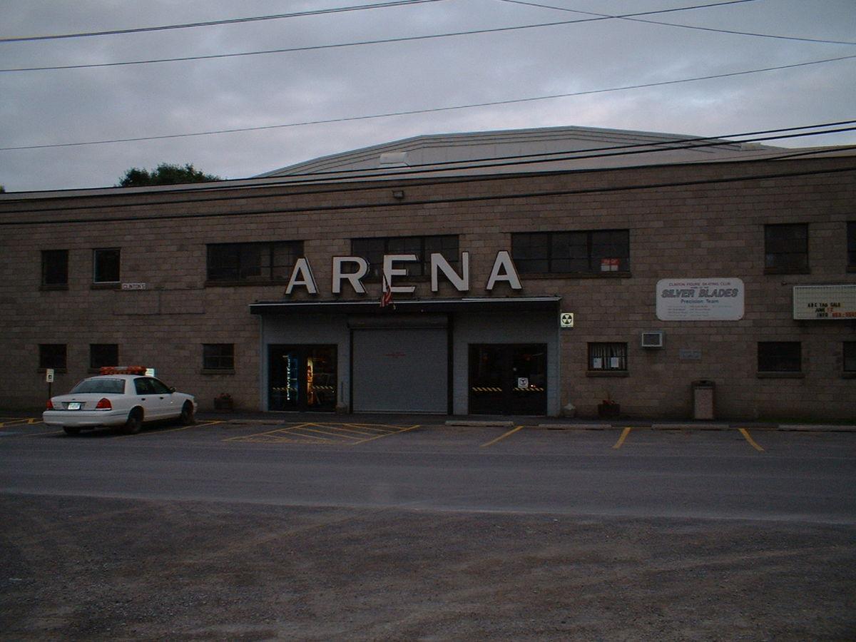 Clinton Arena Wikipedia