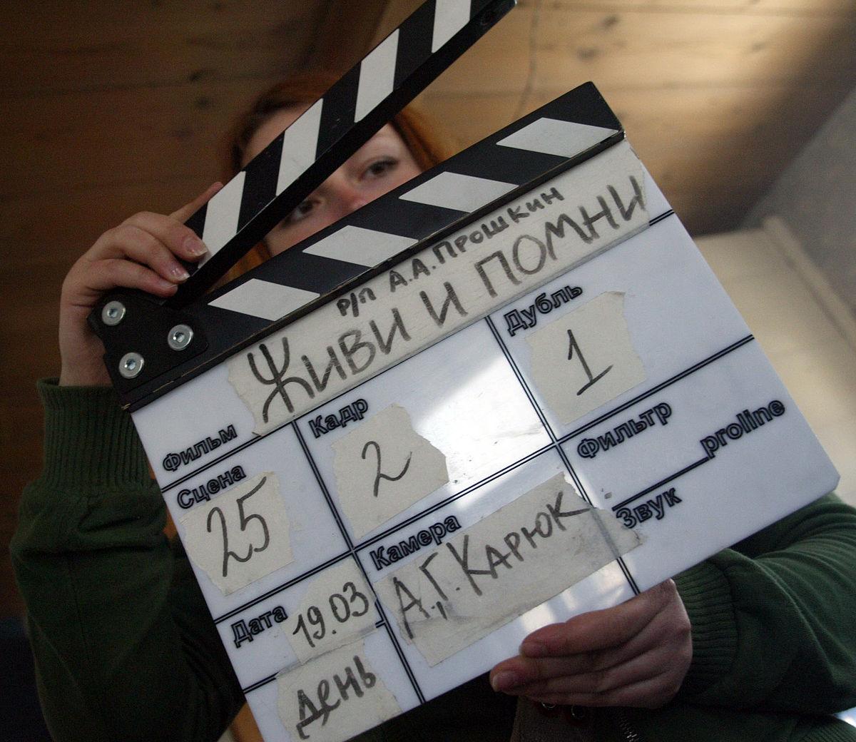 Сценарий для фильма своими руками