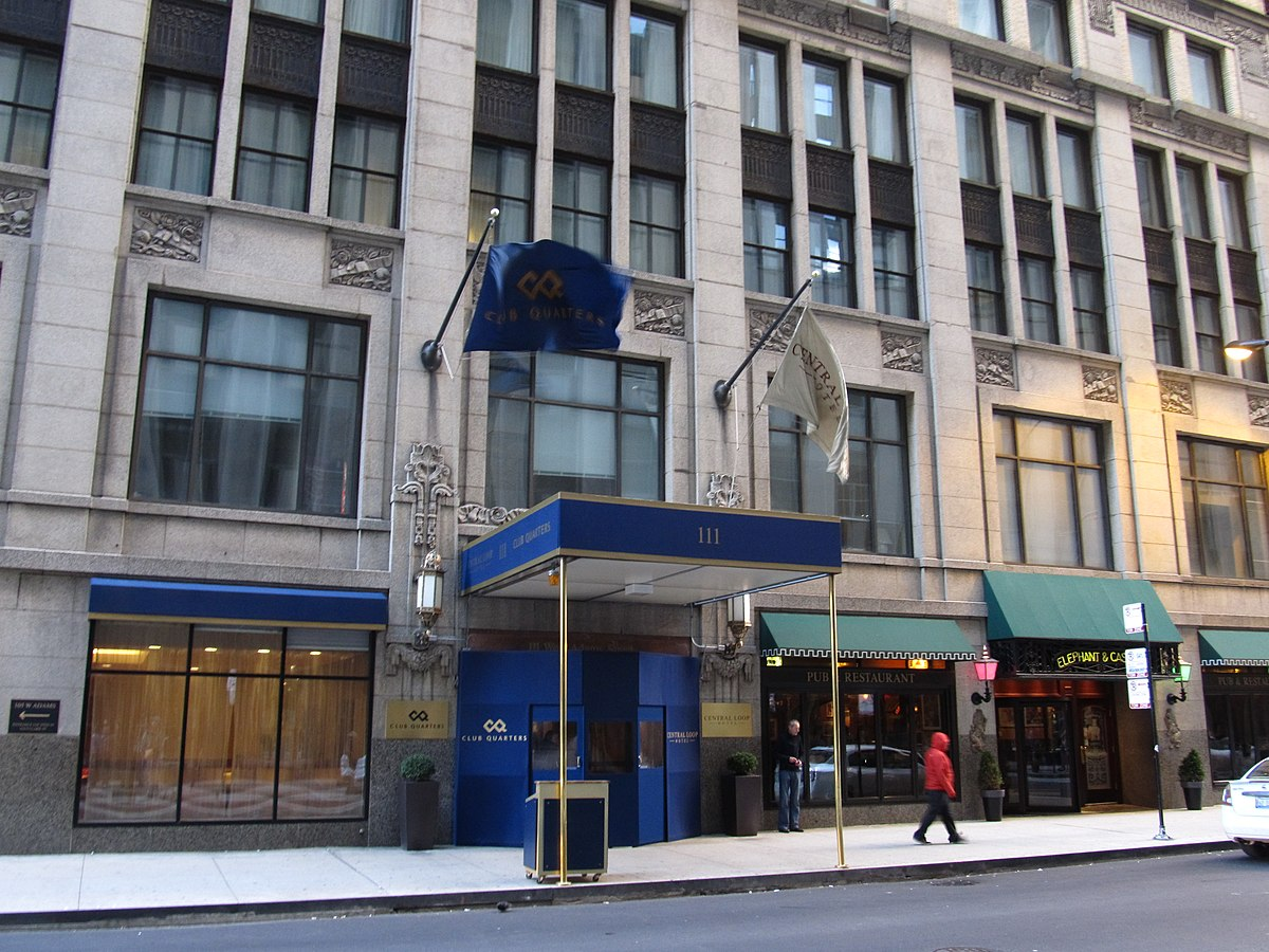 Hotels In Boston >> Club Quarters - Wikipedia