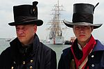 Coast Guard Historical Ships' Company dress in authentic uniforms DVIDS1119507.jpg