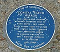 Coastal defences plaque, Sunderland, Tyne & Wear, UK.jpg