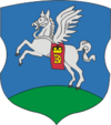 Coat of Arms of Słuck, Belarus.png