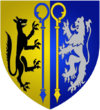 Coat of arms of Beckerich