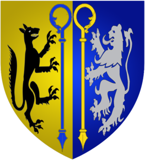 Beckerich - Image: Coat of arms beckerich luxbrg