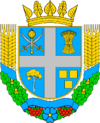 Coat of arms of Korosten Raion