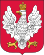 Coat of arms of Poland2 1919-1927.svg