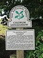 Coldrum Longbarrow sign - geograph.org.uk - 2530649.jpg