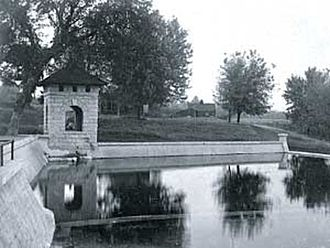 Coldwater Spring - Coldwater Spring circa 1900
