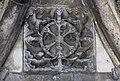 Collégiale St Pierre et St Gaudens-Le chrisme de la porte d'entrée.jpg