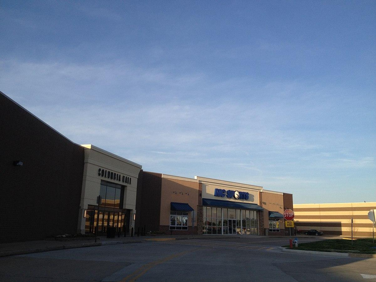 Columbia Mall Missouri Wikipedia