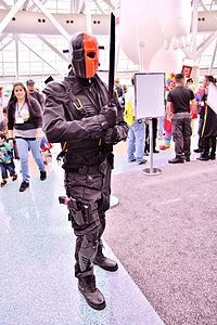 Cosplay: Deathstroke