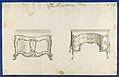 Commode Tables, from Chippendale Drawings, Vol. II MET DP118208.jpg