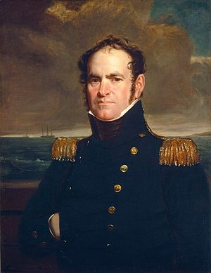 John Rodgers (1772–1838) - Image: Commodore John Rodgers