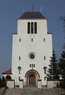 Komprachcice Village in Opole Voivodeship, Poland
