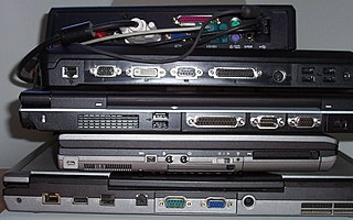 Computer port (hardware) hardware