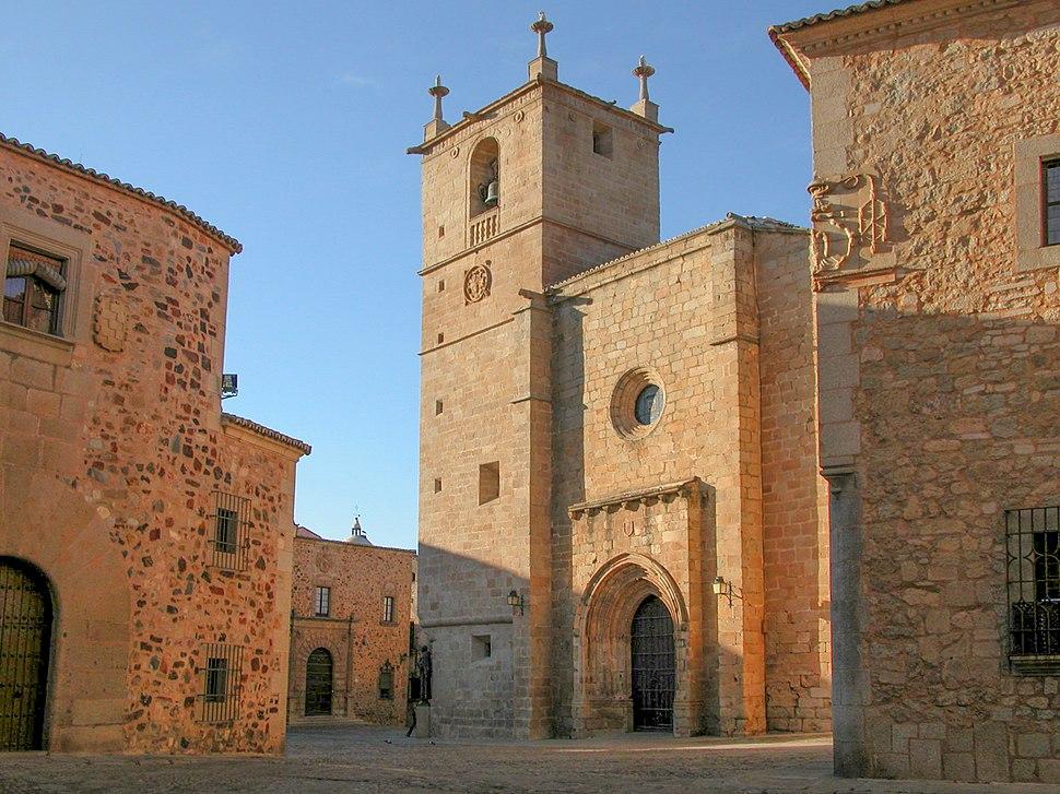 Concatedral de Caceres