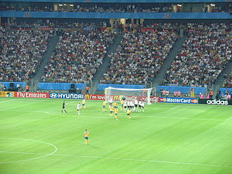 History of the Australia national soccer team - Australia v Germany in the 2005 FIFA Confederations Cup