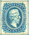 Confederate stamp 10c Jefferson Davis 1863 issue.jpg