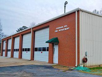 Coosada, Alabama - Coosada Volunteer Fire Department
