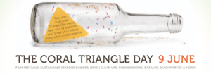 Coral Triangle Day - Image: Coral triangle day 2013 poster