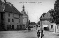 Corbelin, quartier du centre en 1912, p 63 de L'Isère les 533 communes.tif