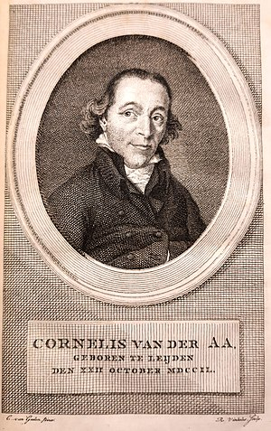 Cornelis van der Aa - Image: Cornelis van der Aa