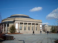 Bailey Hall (Ithaca, New York) - Wikipedia