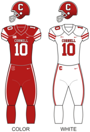 Cornell big red football unif.png