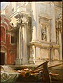 Corner of the Church of San Stae, Venice.JPG