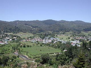 Coromandel, New Zealand Place in Waikato, New Zealand
