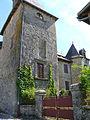 Corrèze - Maison Florentin, côté mairie.JPG