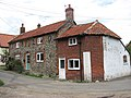Cottages in Marsh Lane - geograph.org.uk - 1403193.jpg