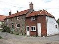 Cottages in Marsh Lane - geograph.org.uk - 1403193.jpg