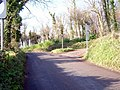 Country lane junction - geograph.org.uk - 1058121.jpg