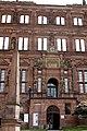 Courtyard facade of Ottheinrichsbau - Heidelberg Castle - Heidelberg - Germany 2017.jpg