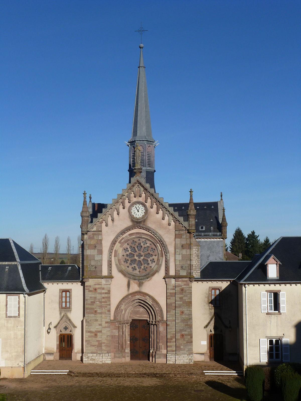 Saint jean de bassel wikip dia for Maison saint jean lille