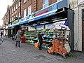 Covid-19 pandemic food store Lordship Lane Tottenham, London, England 2.jpg