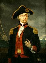 John Paul Jones, America's first well-known navy hero.