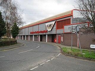 Crayford Stadium