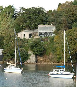 Su Rogers - Creek Vean, Pill Lane, Feock, Cornwall