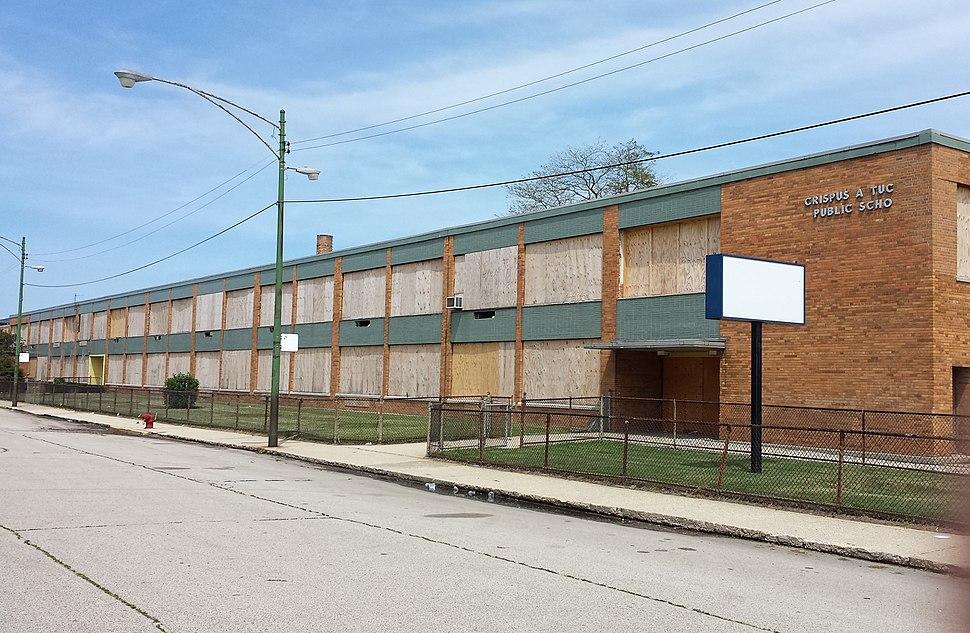 Crispus Attucks Public School, Chicago