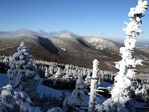 Crocker Mountain (Maine) - Image: Crockers