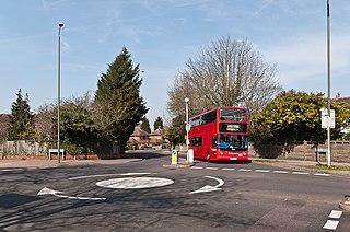 Crofton, London Human settlement in England