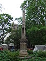 Cross, All Saints Garden, Cambridge, England - DSCF2220.JPG