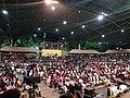 Crowd at nisaghandhi auditorium, Trivansdrum .jpg