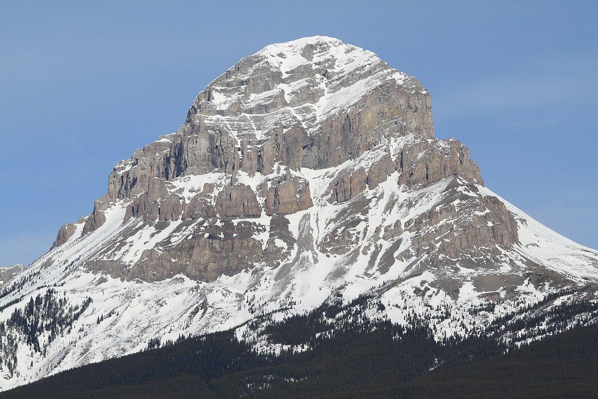 Crowsnest Mountain - Wikipedia