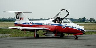 Snowbirds - CT-114 Tutor of the Snowbirds